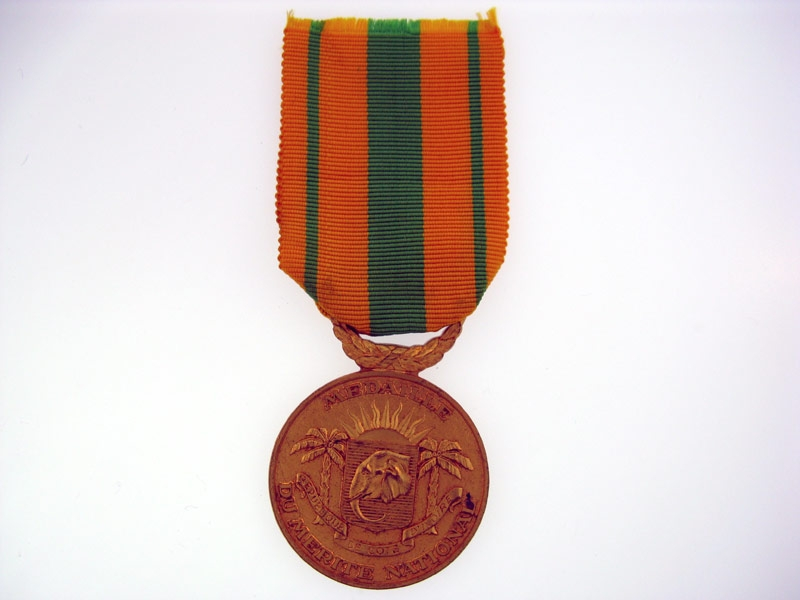 eMedals-Ivory Coast, National Order of Merit