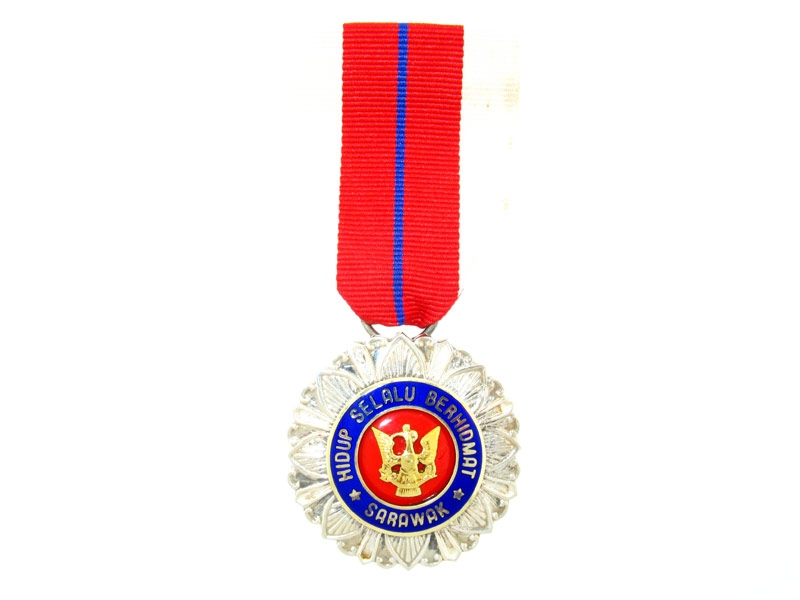eMedals-Sarawak, Distinguished Service Medal