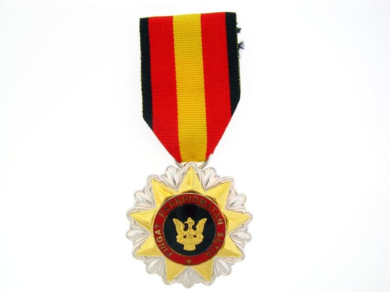 eMedals-Sarawak, Breast Badge