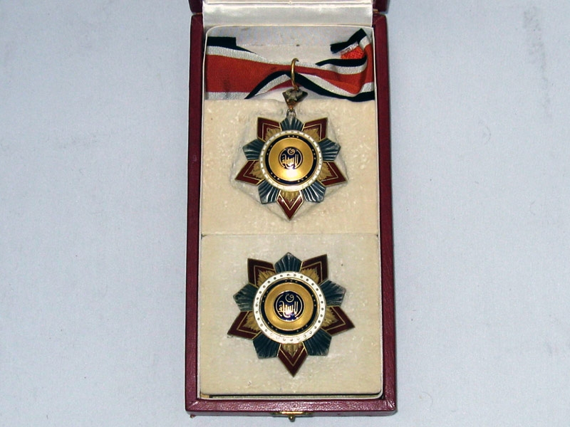 eMedals-Egypt, Order of Independence