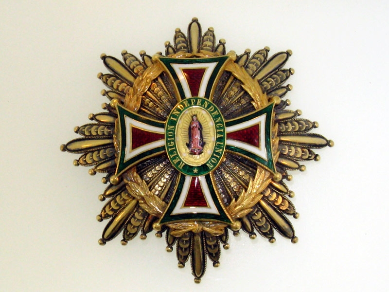 eMedals-Mexico, Order of Our Lady of Guadalupe