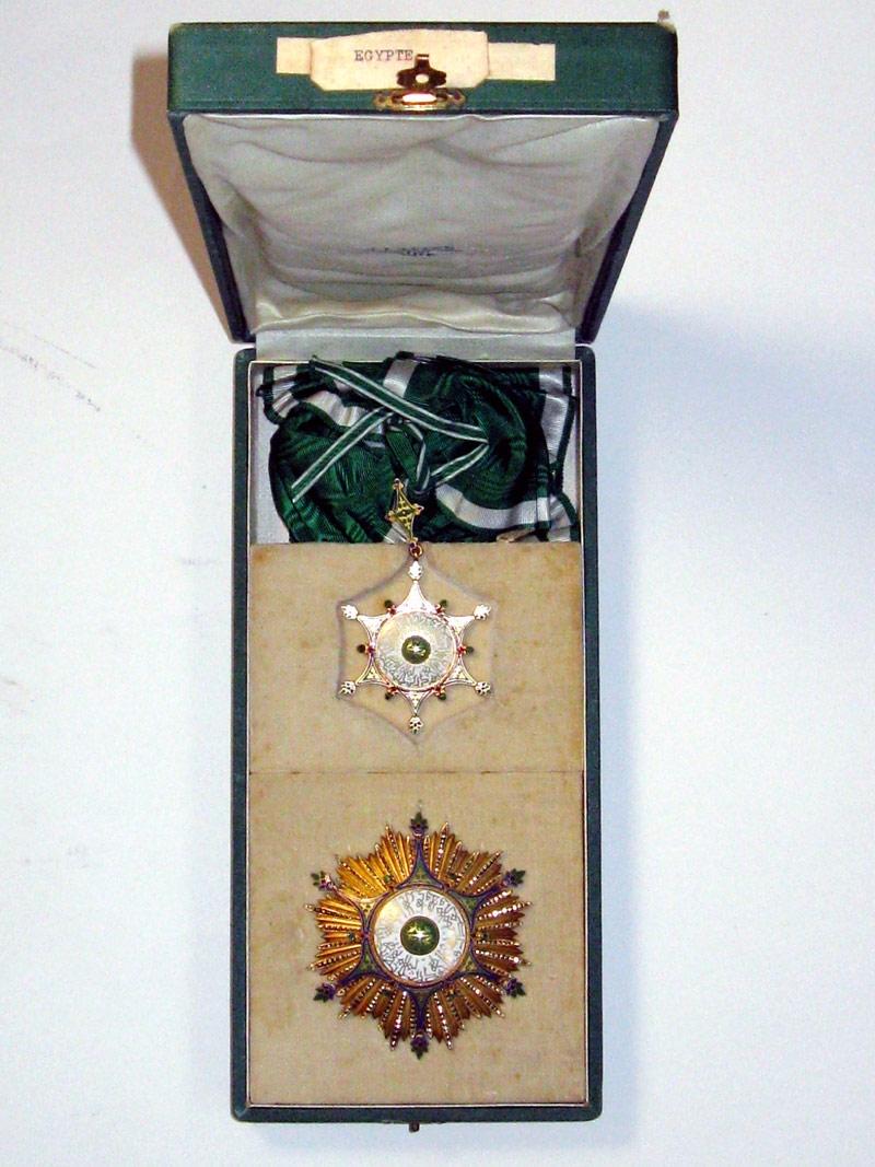eMedals-Egypt (Kingdom), Order of Mohammed Ali