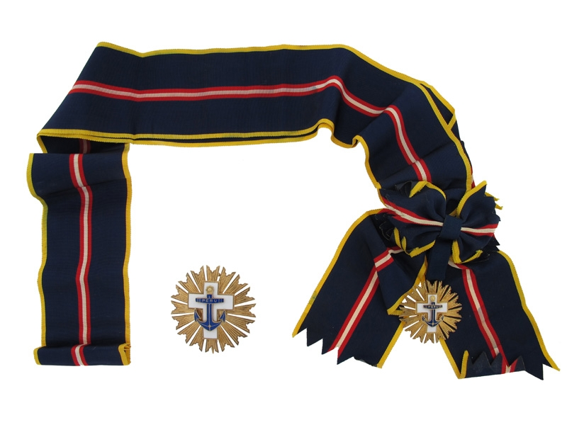 eMedals-Peru. Cross of Naval Merit