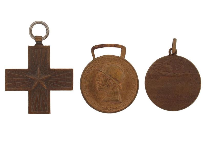 eMedals-Three First War Medals