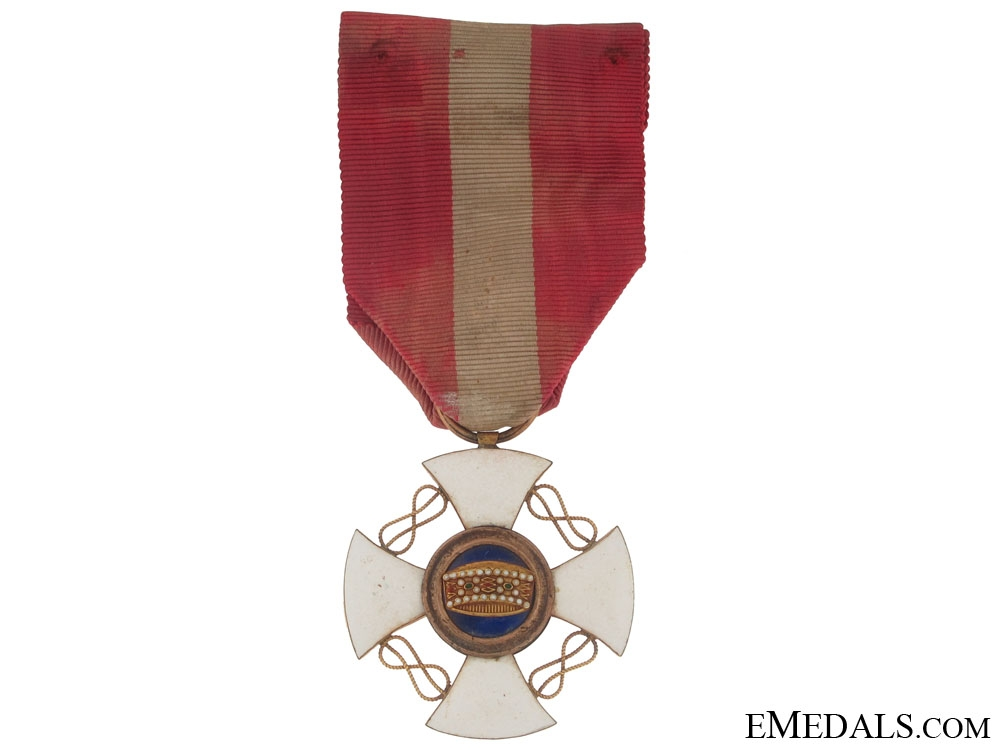 eMedals-Order of the Crown of Italy