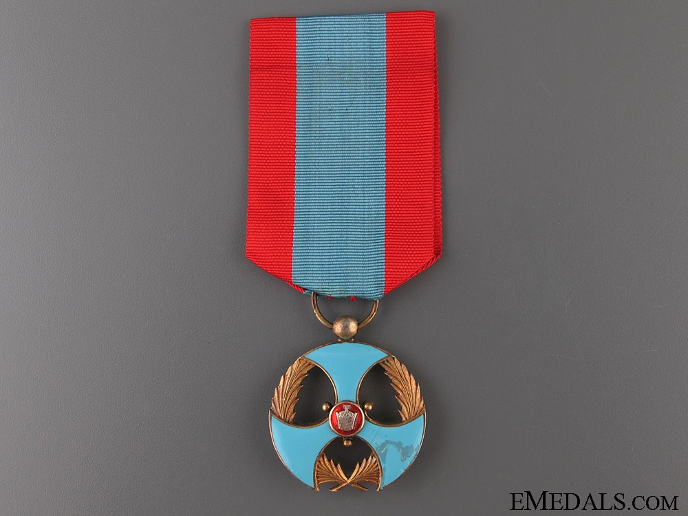 eMedals-Iranian (Pahlavi Empire) Order of Military Merit