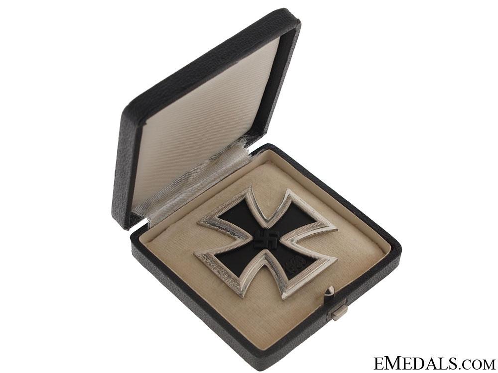 eMedals-Iron Cross 1st. Cl., - maker 26