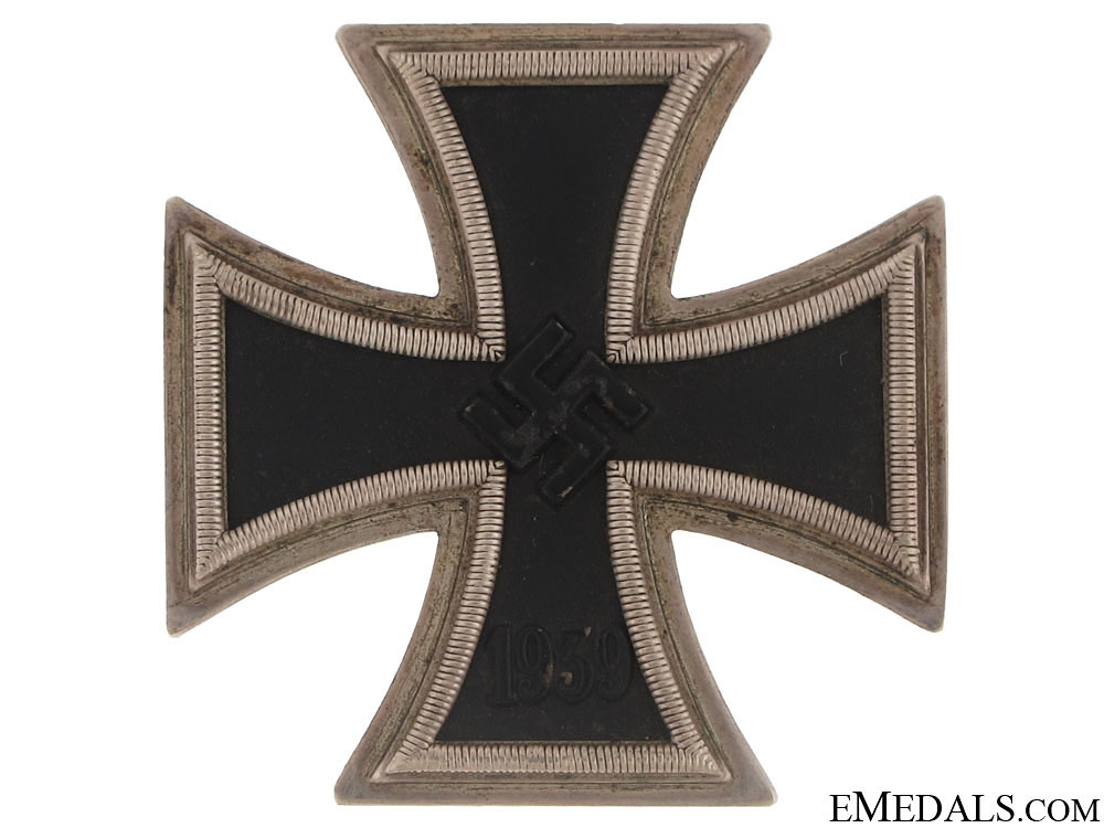 eMedals-Iron Cross 1st. Cl., - maker 20