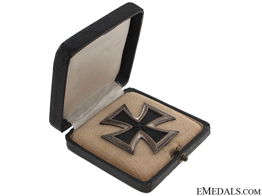 """eMedals-Iron Cross 1st. Cl. 1939 """"¢¤ Maker 3"""