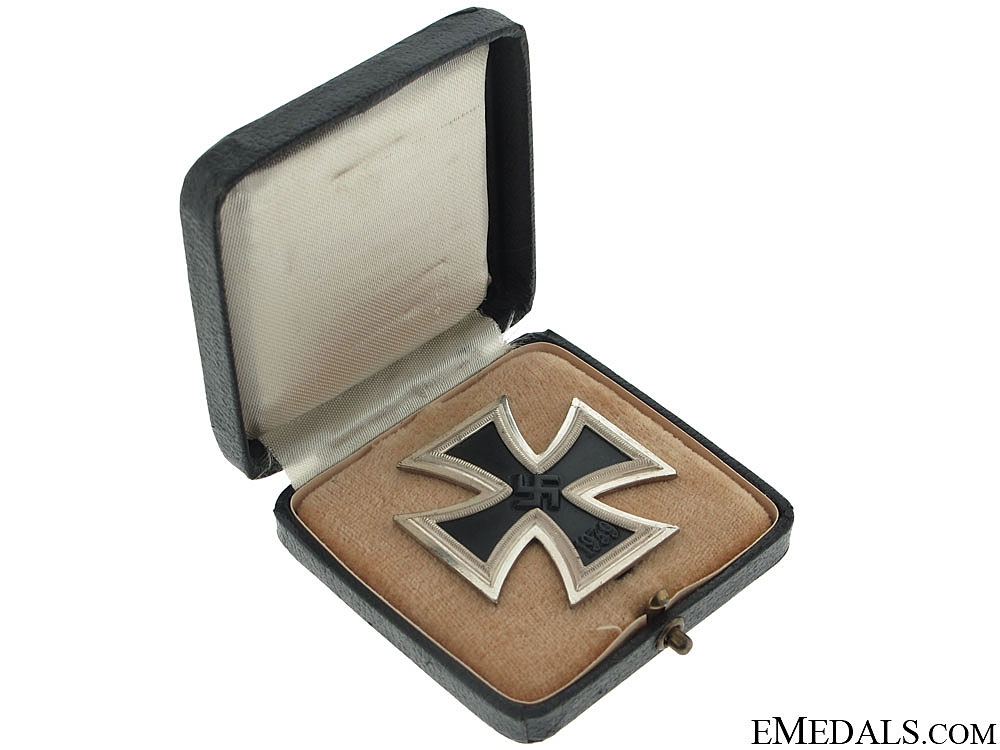 eMedals-Iron Cross 1st. Cl. 1939 – # 15, F. Orth