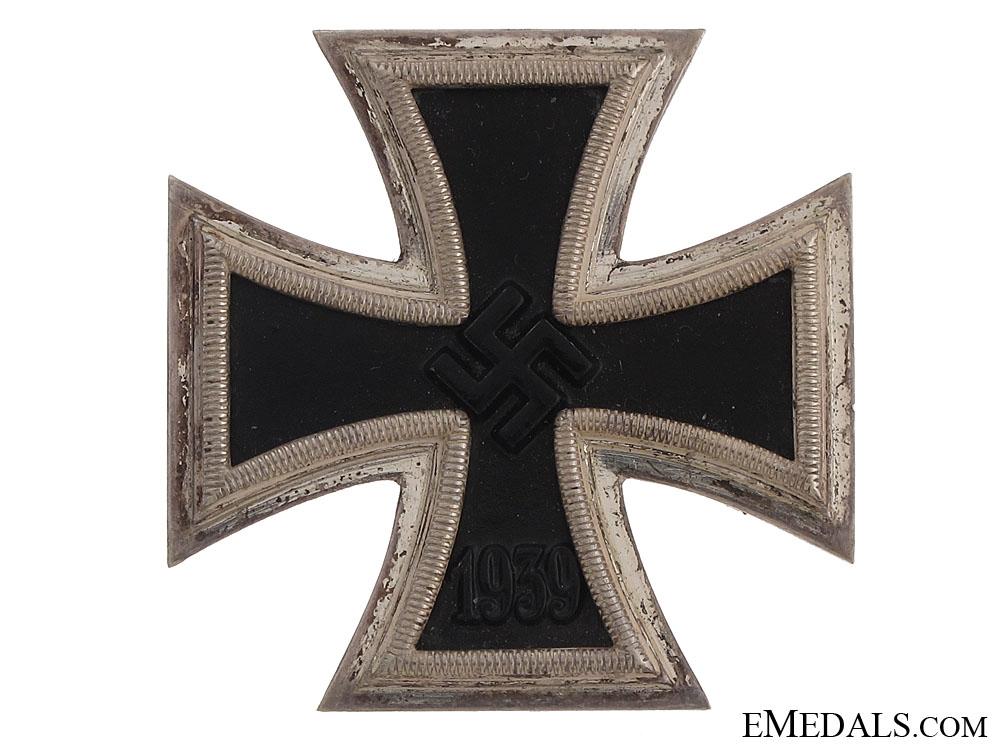 eMedals-Iron Cross 1st. Cl. 1939 – Maker 26