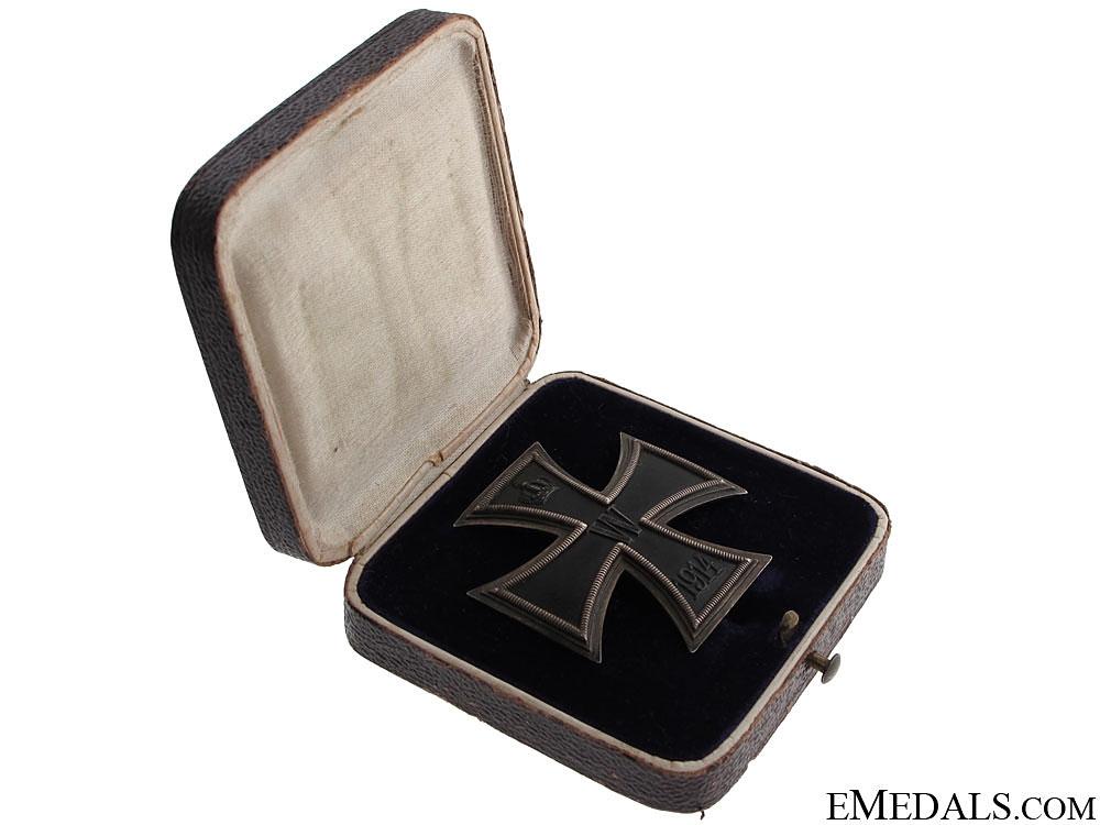 eMedals-Iron Cross 1St. Class 1914 – 800 Silver