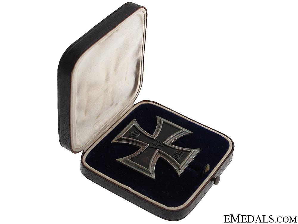 eMedals-Iron Cross 1St. Class 1914 – Maker WS