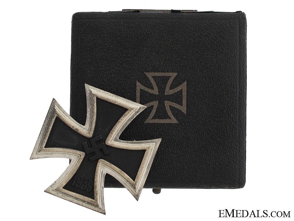 eMedals-Iron Cross 1st Class - Maker 26