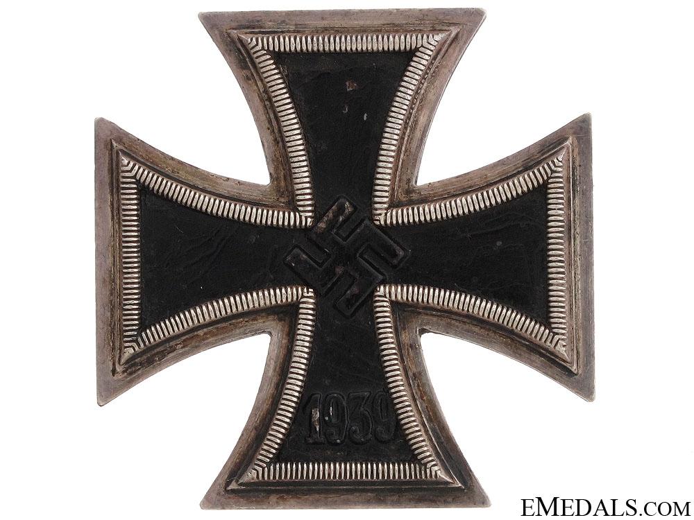 eMedals-Iron Cross 1st Class 1939 by Alois Rettenmaier