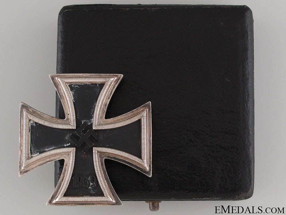 eMedals-Iron Cross 1st Class 1939 by Zimmermann