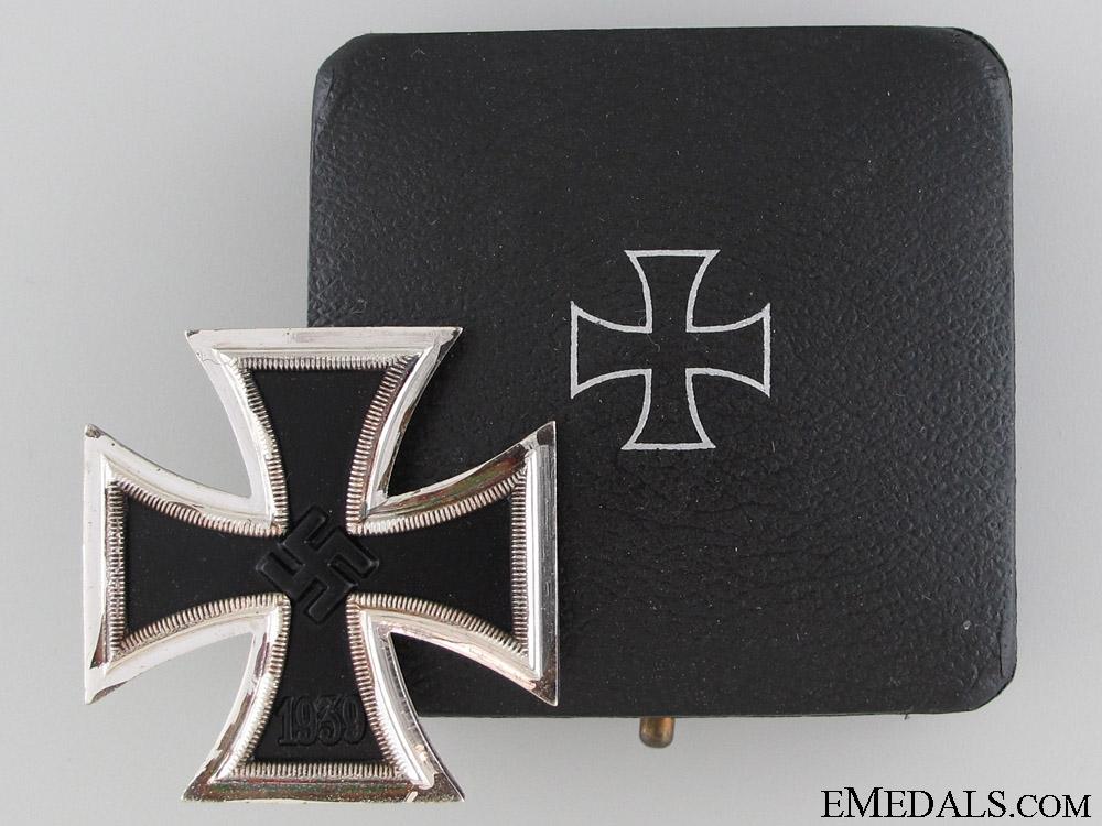 eMedals-Iron Cross 1st Class 1939 - Steinhauer & Lück