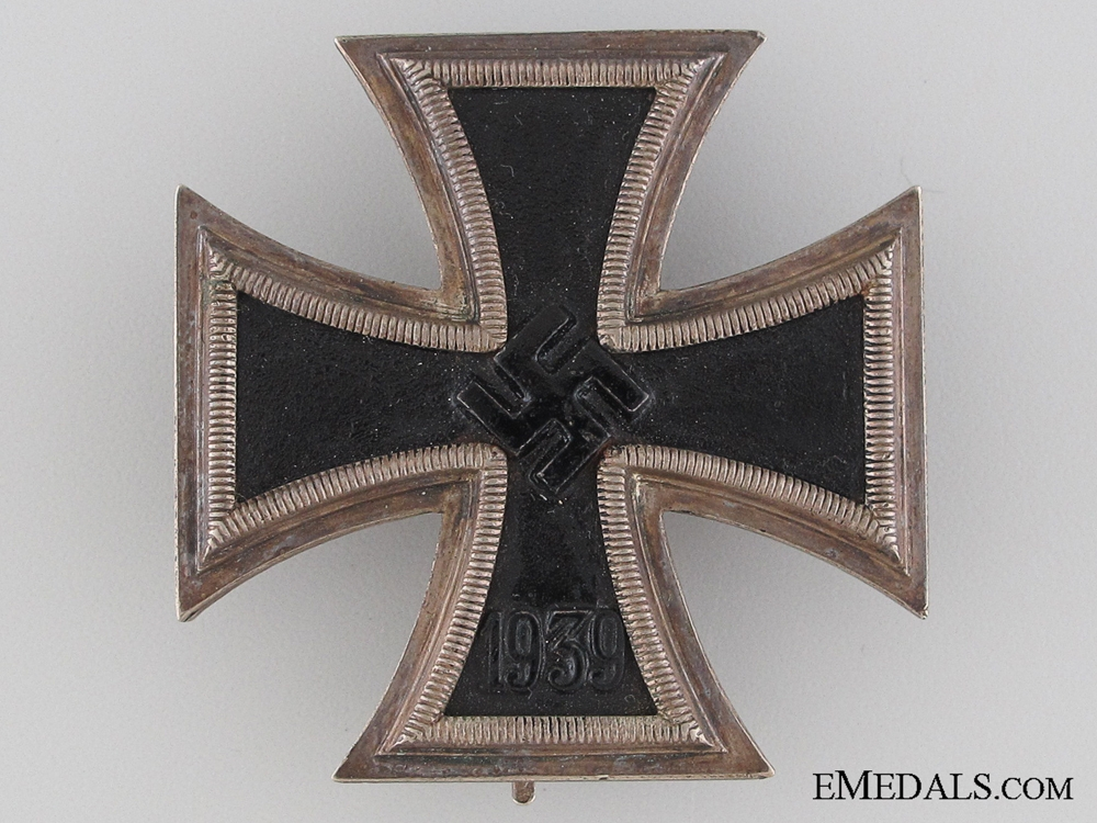 eMedals-Iron Cross 1st Class 1939 by Maker 65