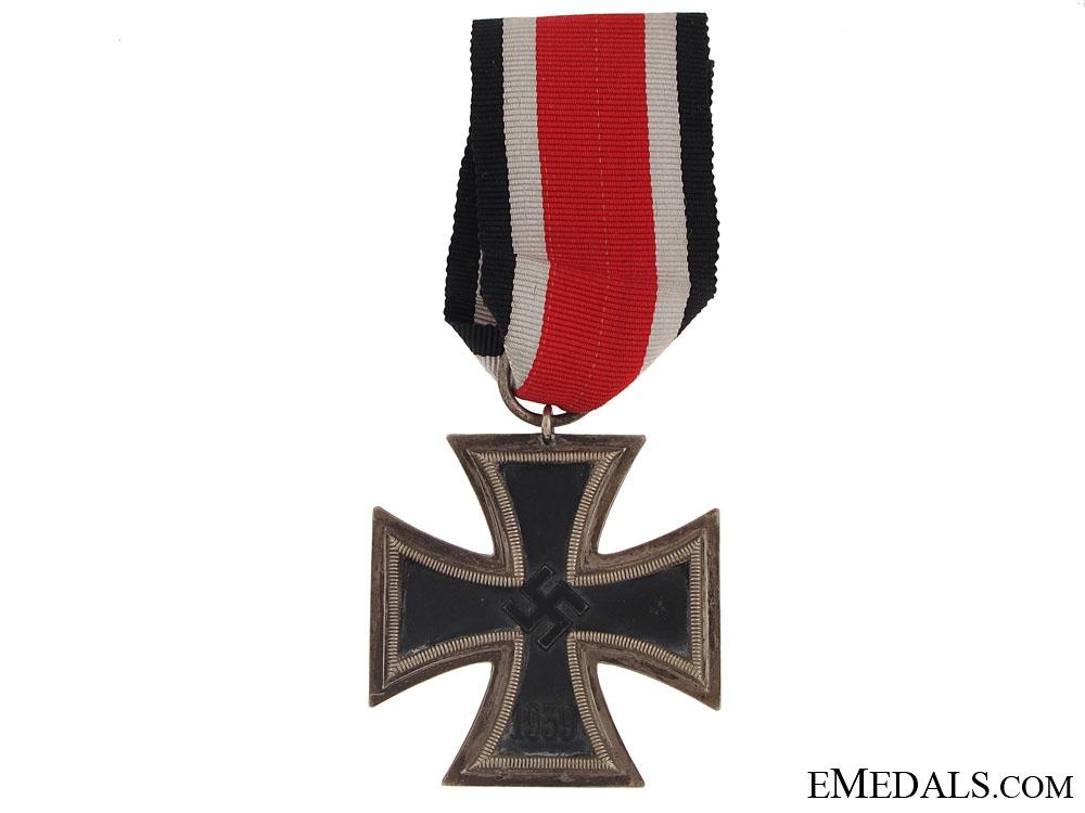 eMedals-Iron Cross 2nd. Class 1939 - maker # 44