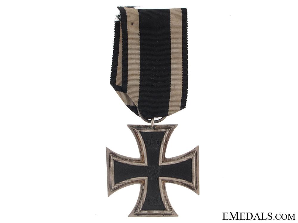 eMedals-Iron Cross 2nd Class 1914 - Wagner