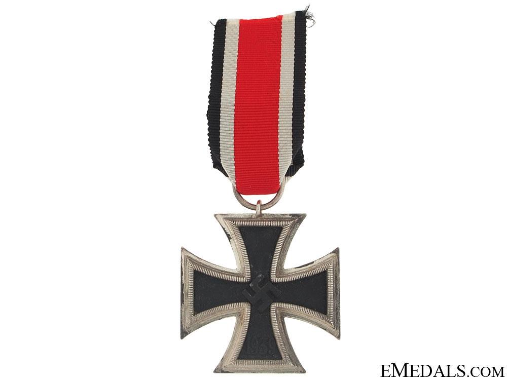 eMedals-Iron Cross 2nd Class 1939 - Klein & Quenzer