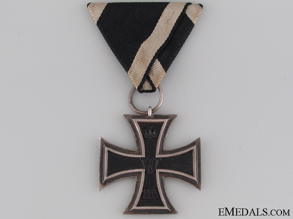 eMedals-Iron Cross 2nd Class - Austrian Ribbon