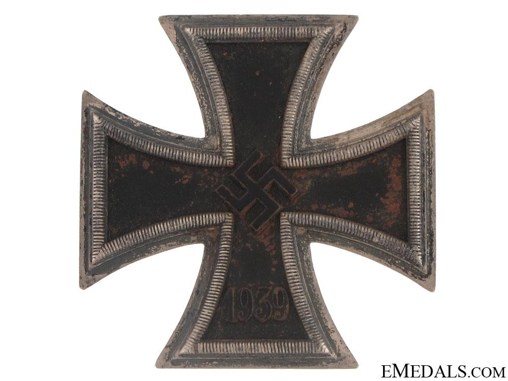 eMedals-Iron Cross First Class 1939 – L/50