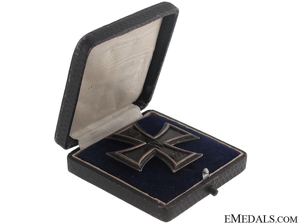 eMedals-Iron Cross First Class 1914 - KO