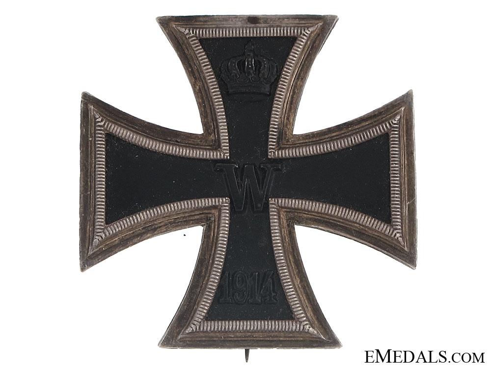 """eMedals-Iron Cross First Class 1914 """"¢¤ Godet"""