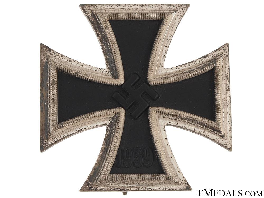 eMedals-Iron Cross First Class 1939 – L/11