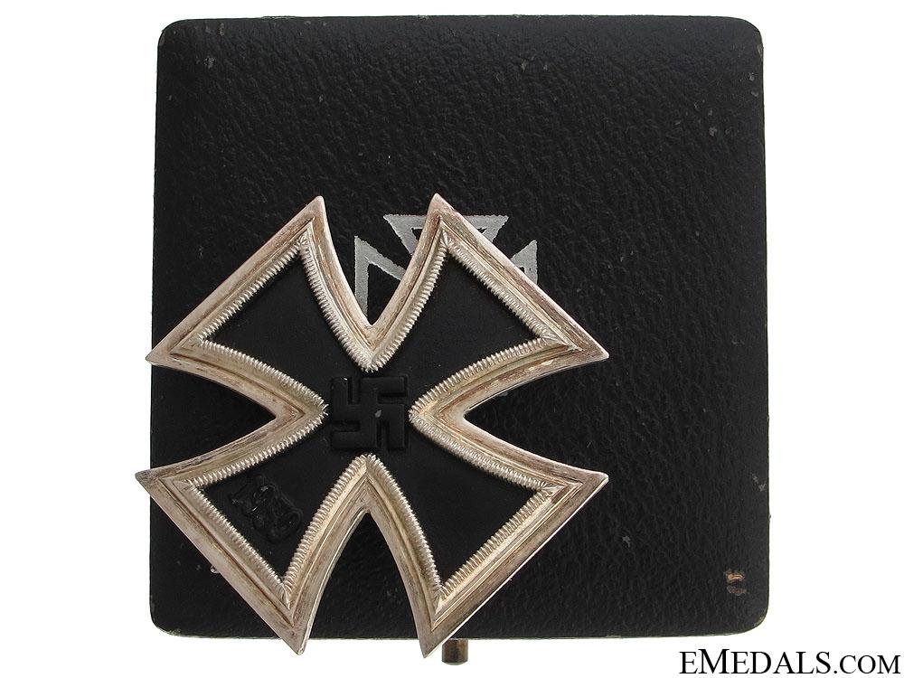 eMedals-Iron Cross First Class 1939 - Mint