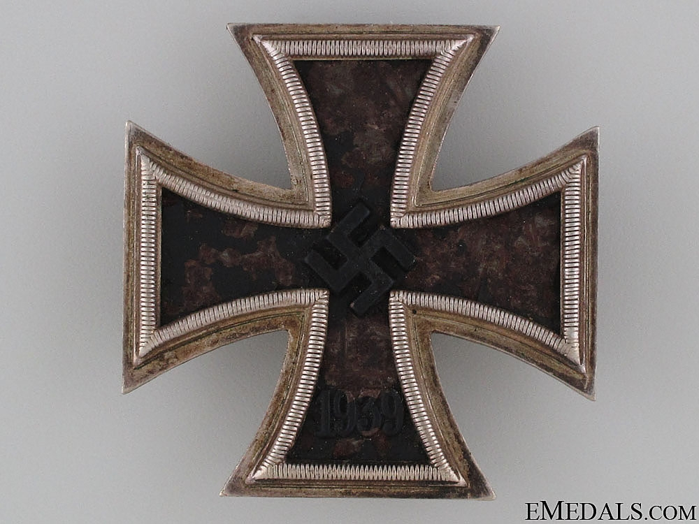 eMedals-Iron Cross First Class 1939 by Zimmermann