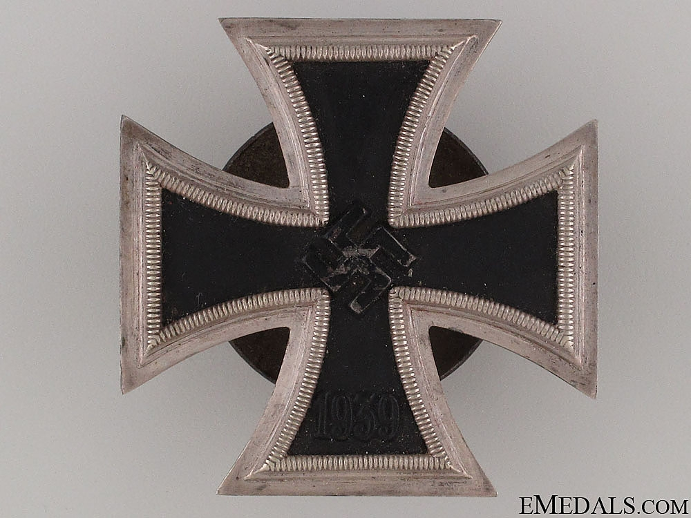 eMedals-Iron Cross First Class 1939 by Steinhauer & Lück