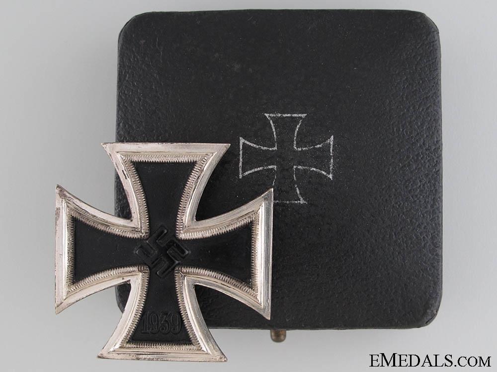 eMedals-Iron Cross First Class 1939 - Marked