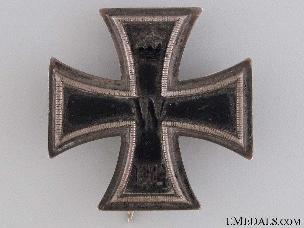eMedals-Iron Cross First Class 1914