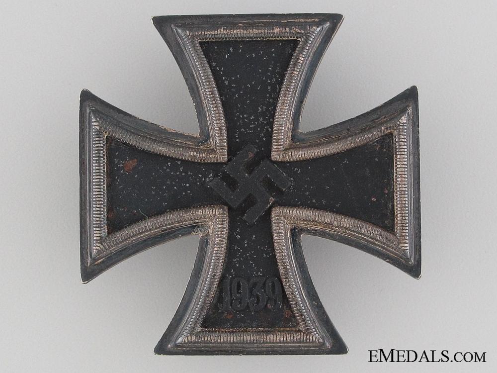 eMedals-Iron Cross First Class 1939 by Zimmermann