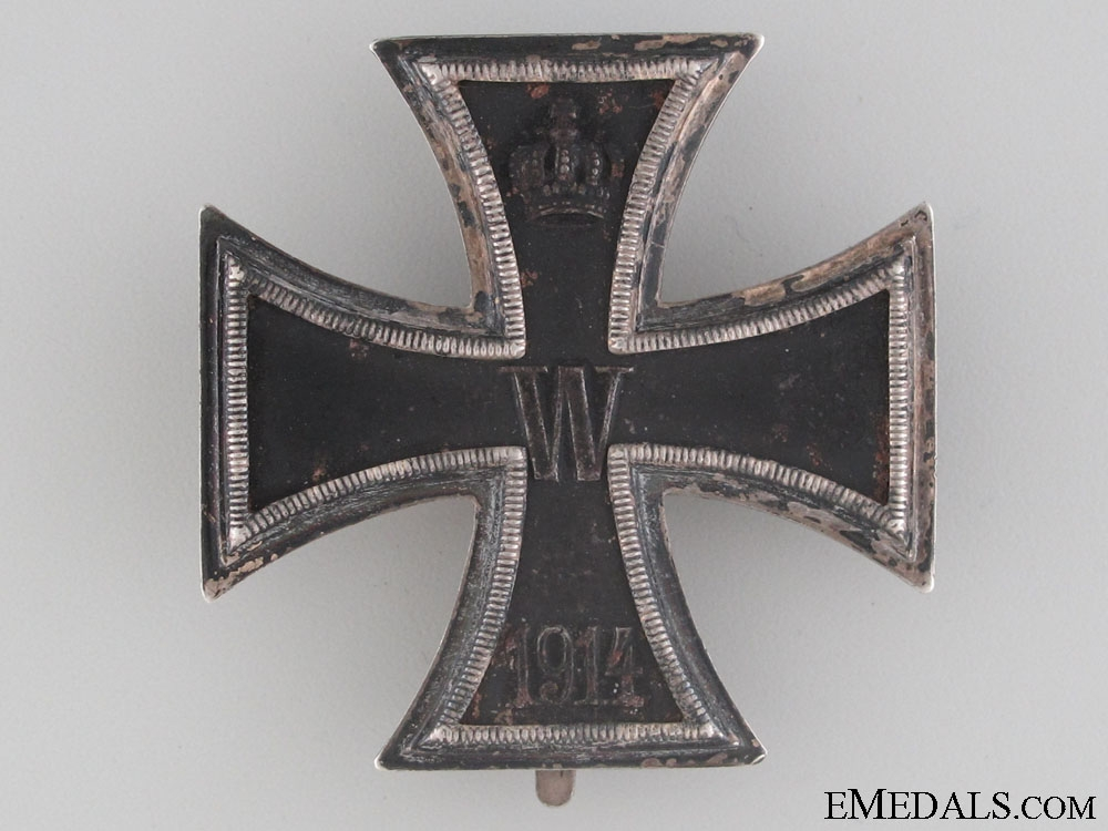 eMedals-Iron Cross First Class 1914 by GD