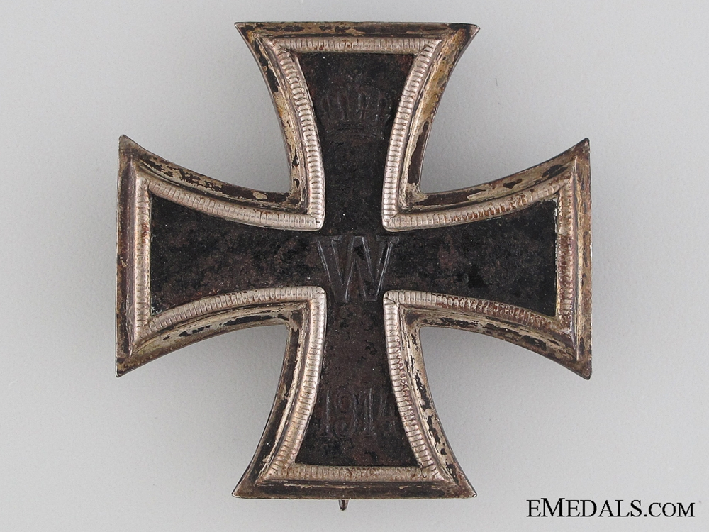 eMedals-Iron Cross First Class 1914 - Marked