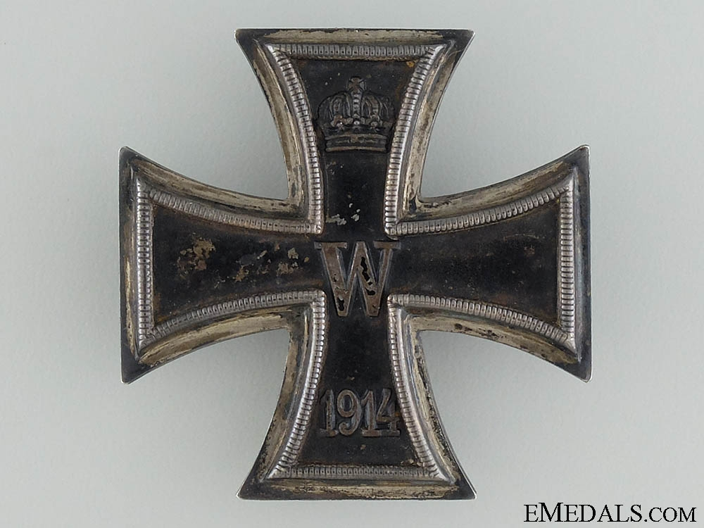 eMedals-Iron Cross First Class 1914 by K.O.