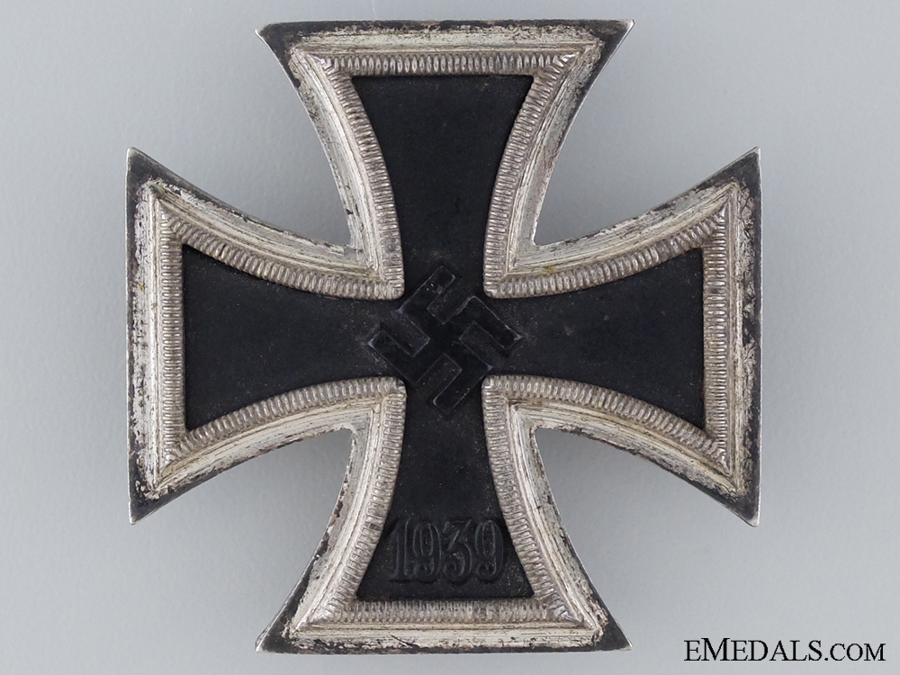 eMedals-Iron Cross First Class 1939 by Steinhauer & Lück