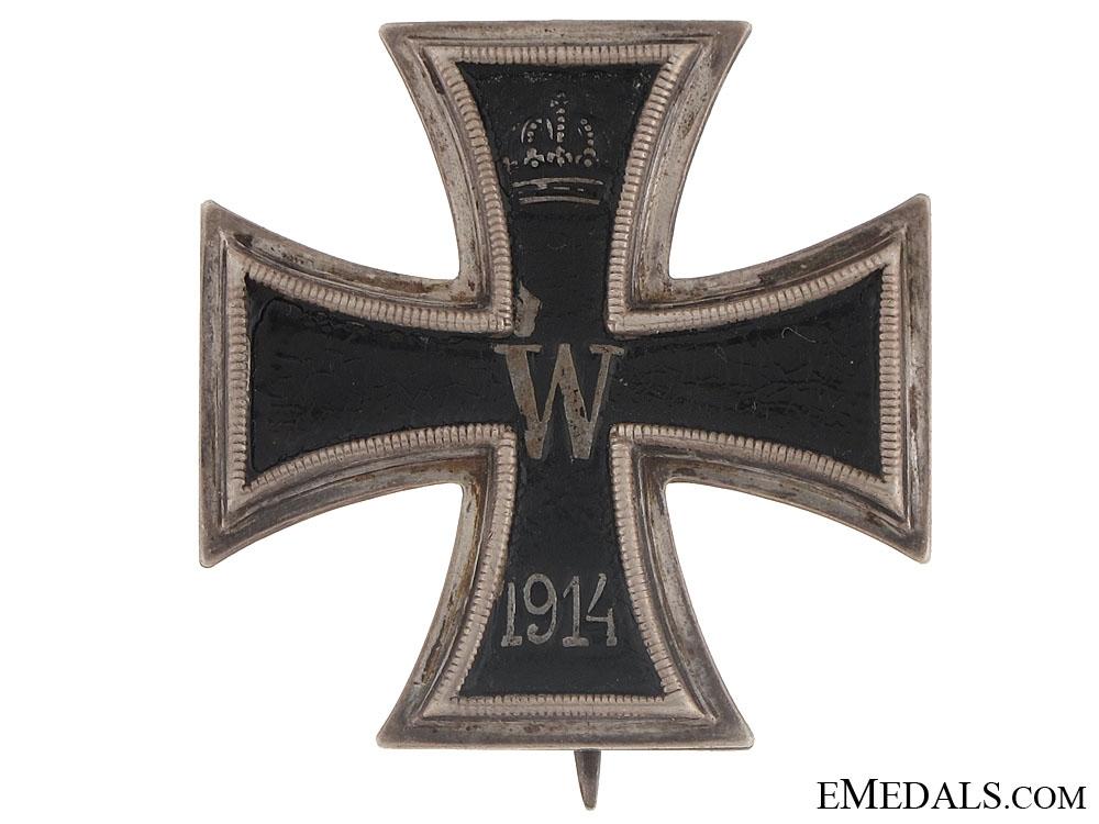eMedals-Iron Cross Second Class 1914 – marked KO