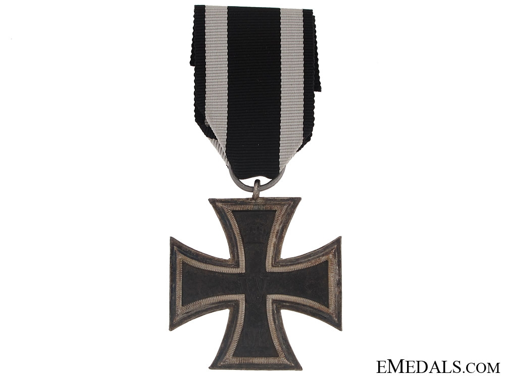 eMedals-Iron Cross Second Class 1914 – unmarked