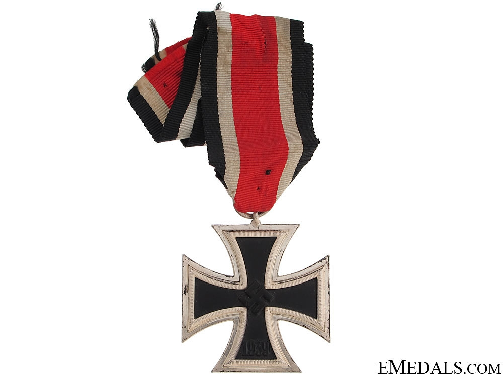 eMedals-Iron Cross Second Class 1939 - Mint