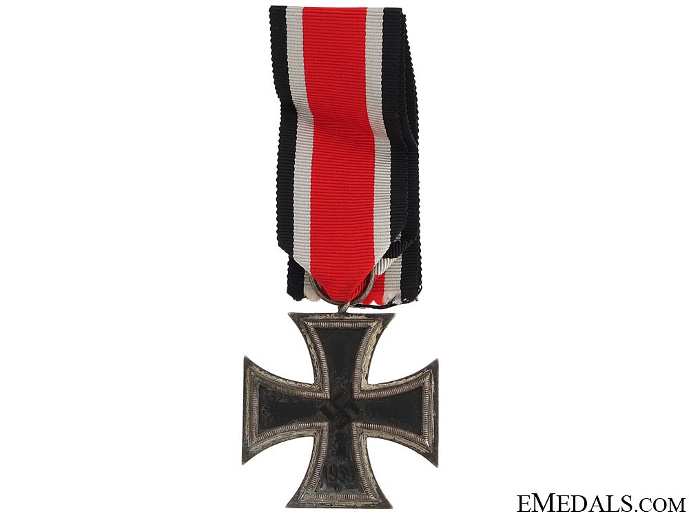 eMedals-Iron Cross Second Class 1939 - Schinkel version