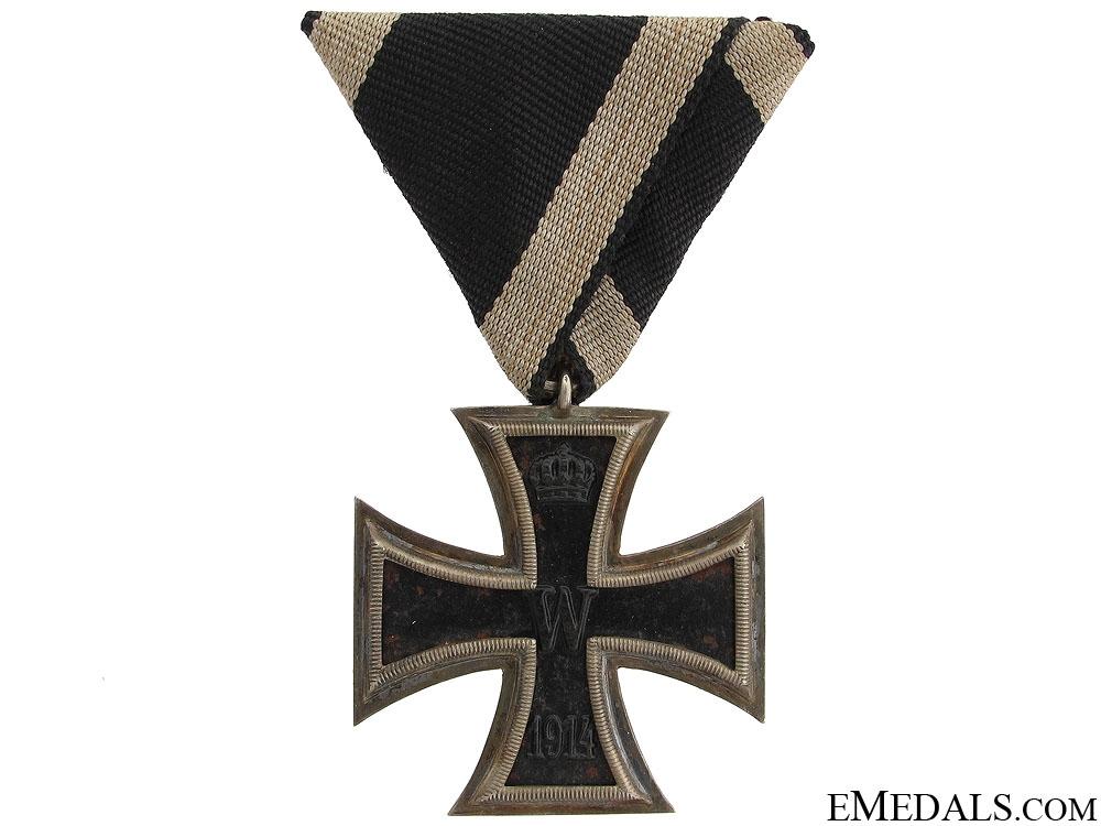eMedals-Iron Cross Second Class 1914 - Austrian