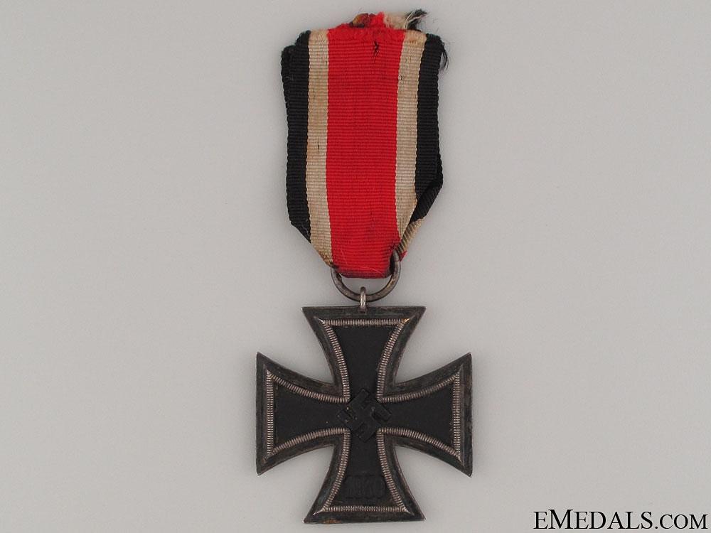 eMedals-Iron Cross Second Class 1939 - Marked