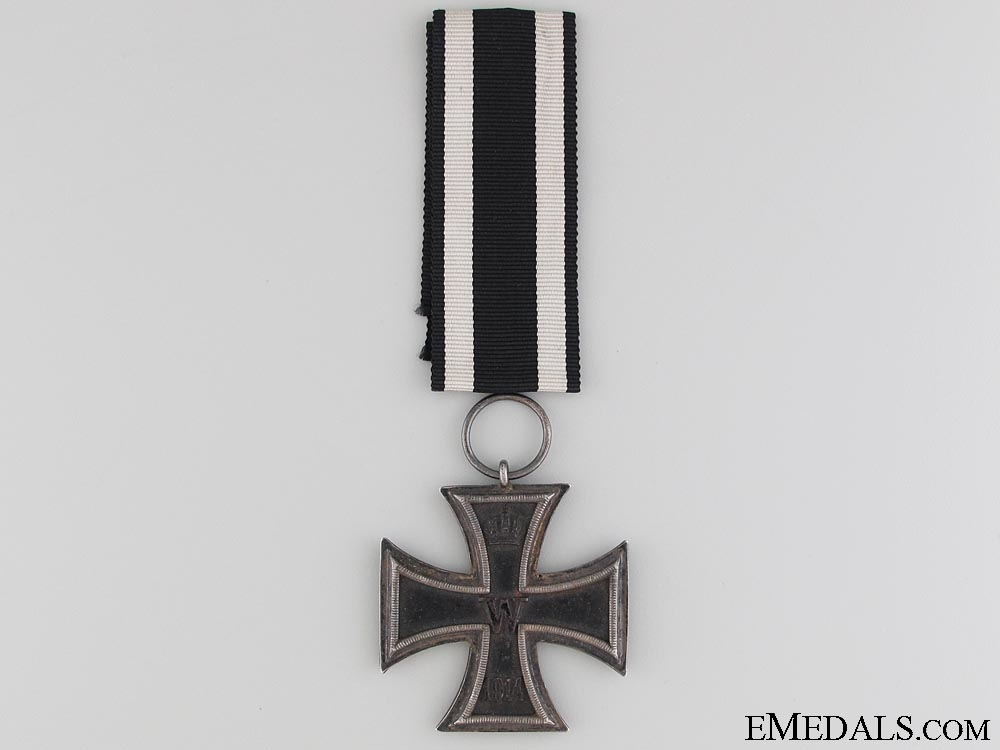 eMedals-Iron Cross Second Class 1914 - Marked
