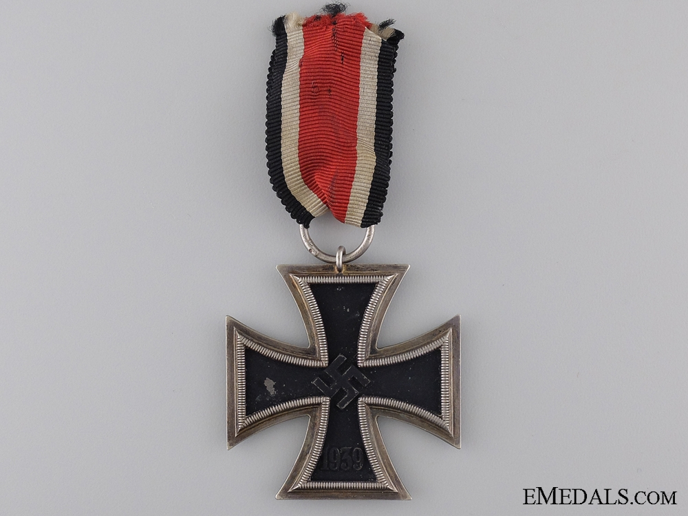 eMedals-Iron Cross Second Class 1939; Marked 52