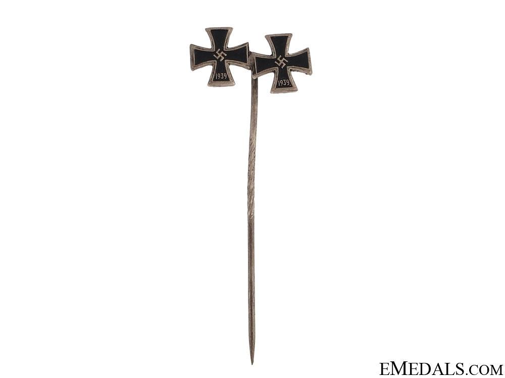 eMedals-Iron Cross Stickpin