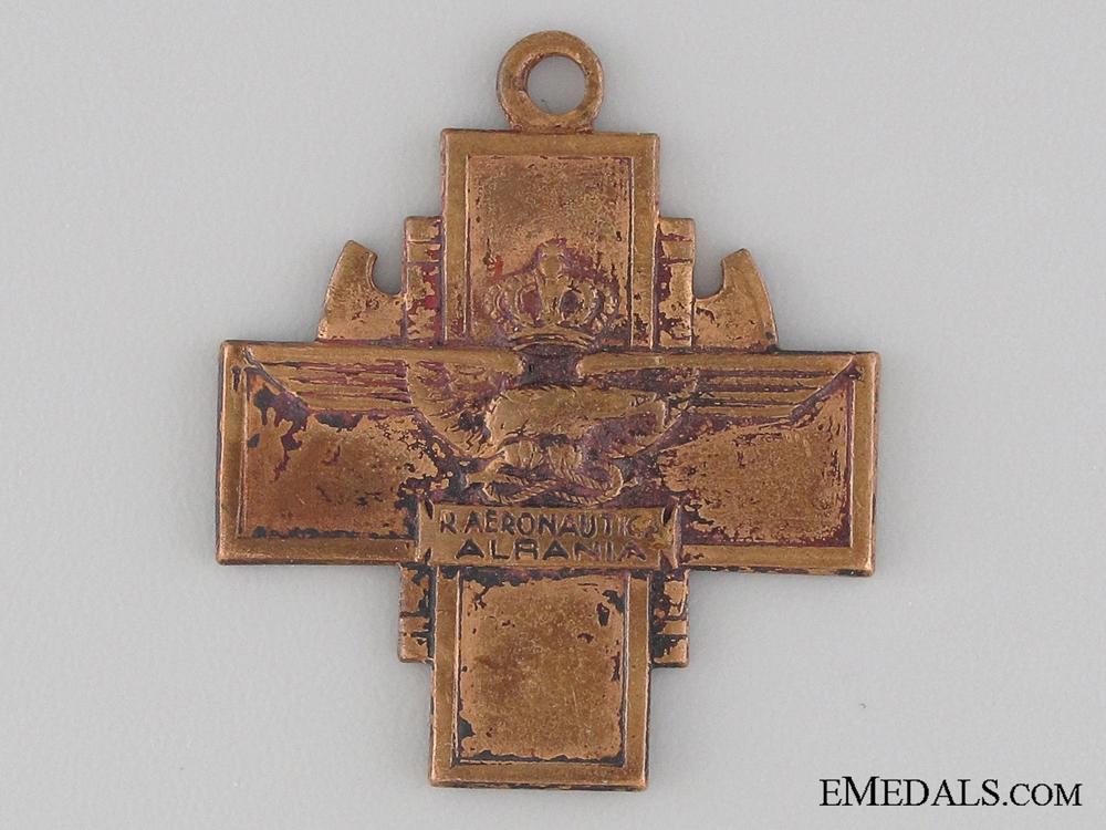 "eMedals-Italian Cross ""R. Aeronautica Albania"""